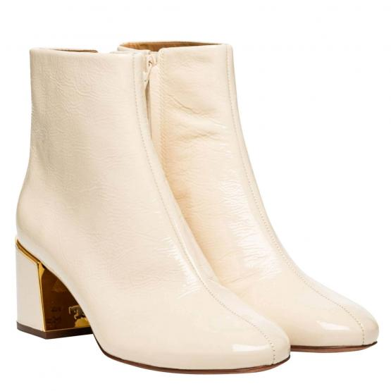 49711 122 JULIANA BOOTIE CREAM