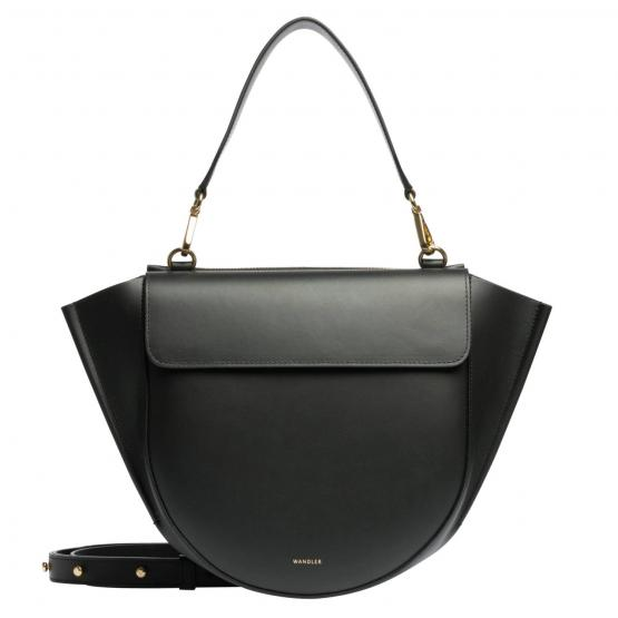 HORTENSIA BAG MEDIUM BLACK