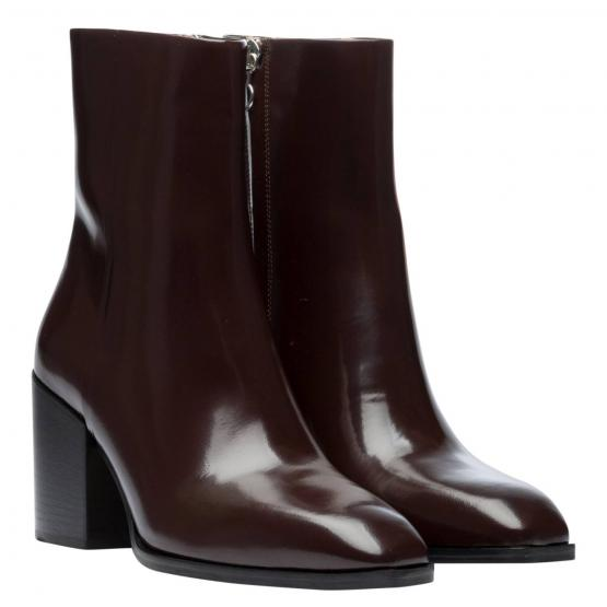 LEANDRA POLIDO CALF LEATHER 40