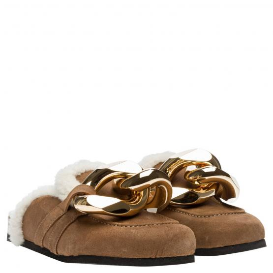 ANW35004B 14034 CHAIN LOAFER S 37