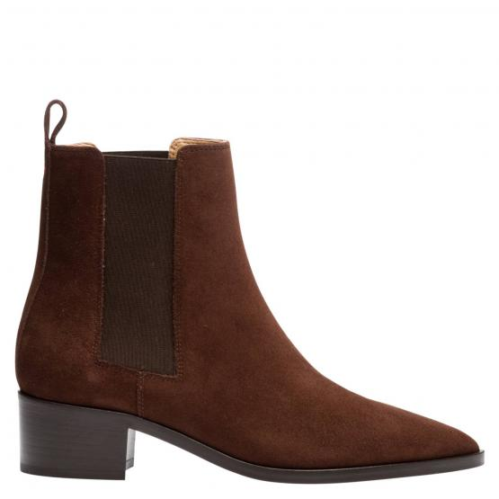 LOU COW SUEDE CHOCOLATE 40