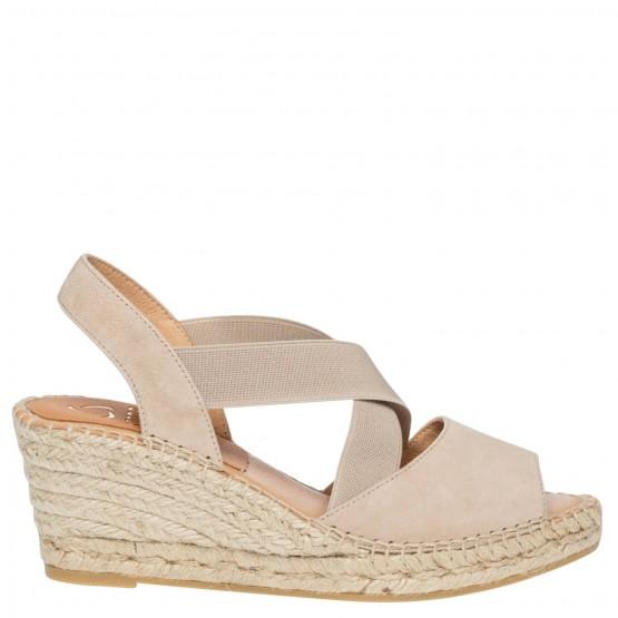 Kanna Damen Schuhe Beige