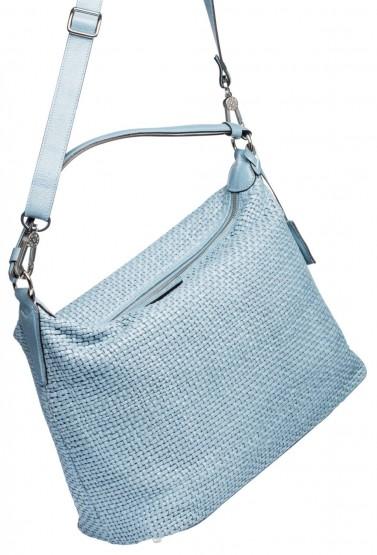 Abro Damen Taschen Hellblau