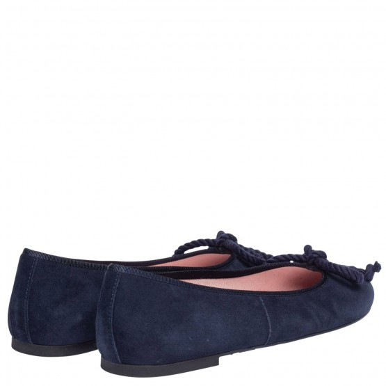 Pretty Ballerinas Damen Schuhe Marineblau