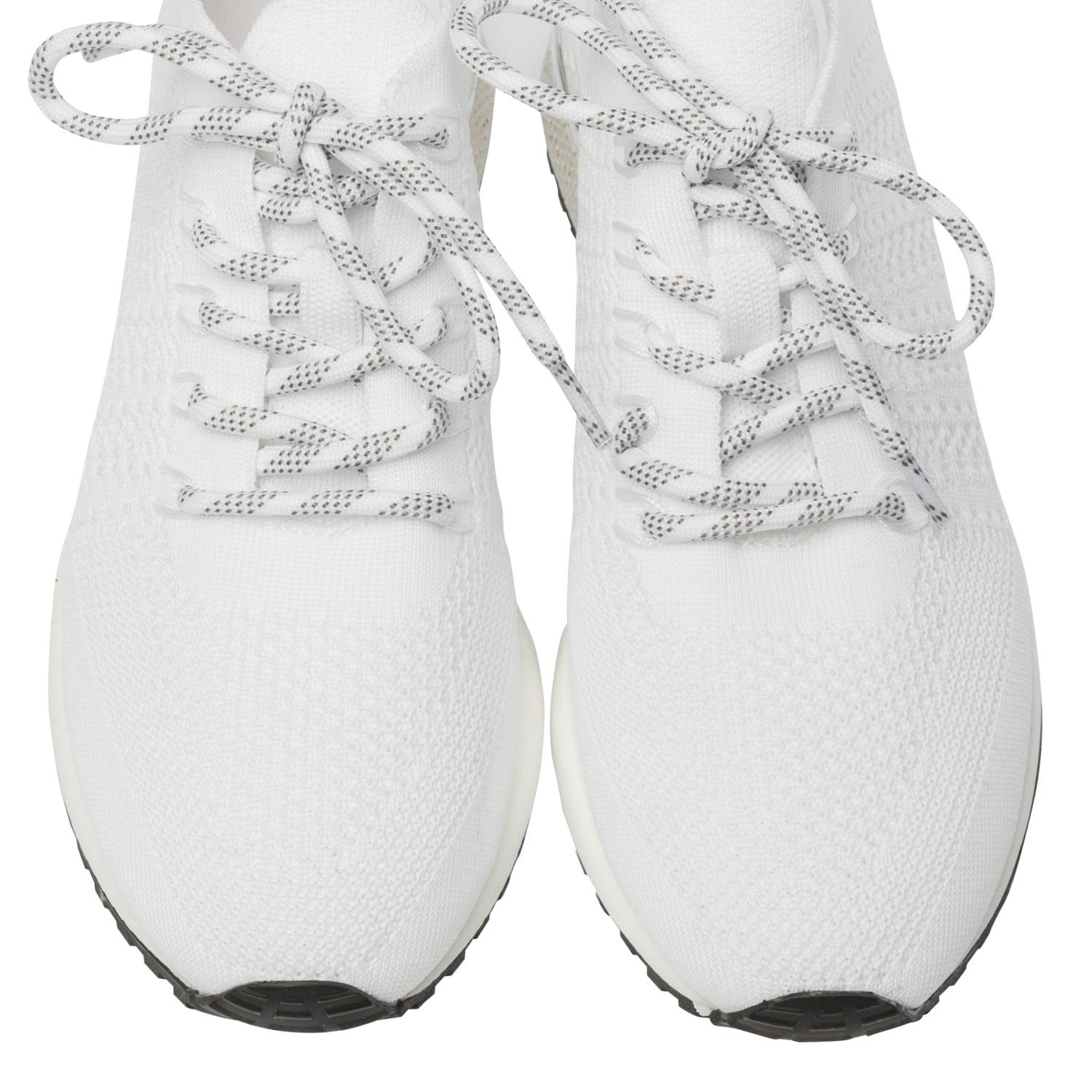 1802649 KNITTED WHITE   ladies shoes online sigrun