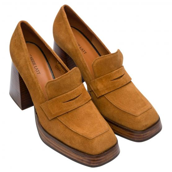 12-2072-003 SUEDE CHANDAIL 41
