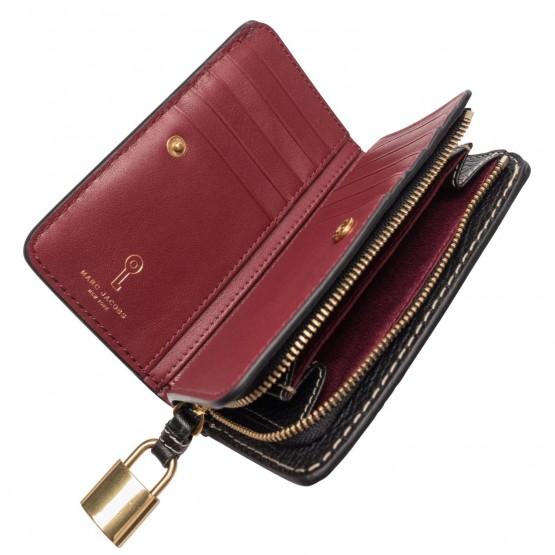 Marc Jacobs Damen Taschen Schwarz/Bordeaux